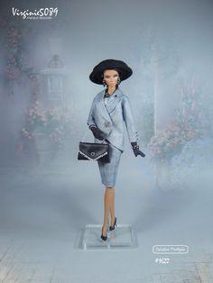 tenue outfit + accessoires pour fashion royalty #1627   eBay