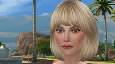 Claire by Elena at Sims World by Denver