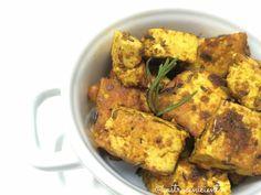 cómo cocinar el tofu. gastrocenicienta