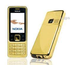 điện thoại nokia 6300 gold - Giá 470.000đ