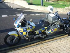 has anyone got a picture of british transport police. Honda Bikes, Bmw Motorcycles, Police Vehicles, Police Cars, Sirens, Radios, 4x4, 1st Responders, Whistles