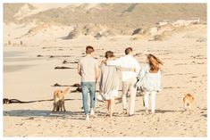 Family shoot at Silver Sands Beach Betty's Bay in South Africa