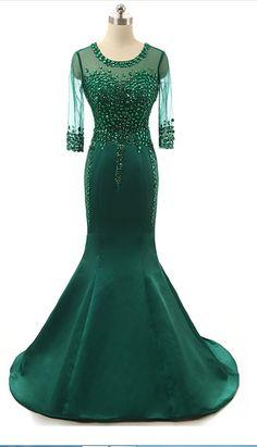 5fe86c5f72e Real Photos Prom Dresses Transparent Evening Dress Bride Dresses