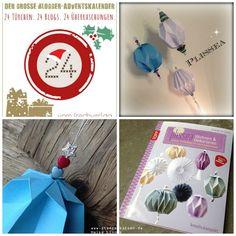 Das Nikolaus Special vom großen TOPP-Blogger-Adventskalender - Plissea – Wohndeko und Geschenke selbst gefaltet
