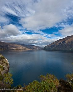 Lake Wakatipu, New Zealand <3