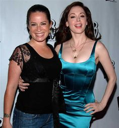Rose McGowan and Holly Marie Combs