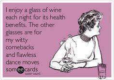 #Wine Health Benefits