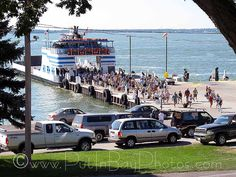 Miller's Ferry to Put in Bay