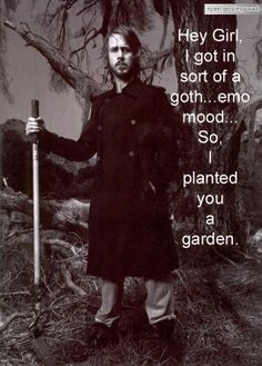 """Planted you a garden  - Mrs. Gosling's """"hey girl"""" Funnies"""