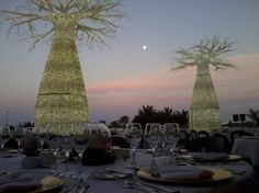Tanzanite ♥ One of our luxurious wedding venues in Gran Canaria! Contact us for more information on how to book this stunning venue or visit our website to read more!