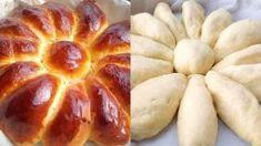 Αφράτο τσουρέκι μαργαρίτα, γεμιστό με κομματάκια μήλου και κανέλα! Margarita, Pineapple, Pie, Sweets, Bread, Fruit, Desserts, Recipes, Food