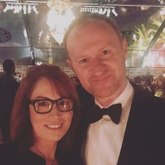 """Margaret Nagle on Twitter: """"Iron Bank of Bravoos is my new bank @Markgatiss the most charming and talented actor and writer @GameOfThrones  #emmys https://t.co/FrpZWbWlQm"""""""