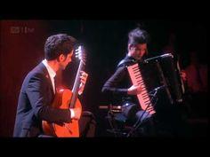 #Tango Milos with Ksenija Sidorova - Spanish Romance / Lebertango - Classical B...