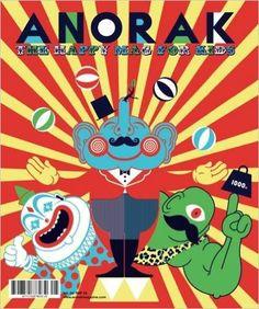 Anorak (The Happy Mag for Kids): Amazon.es: Cathy Olmedillas, Rob Flowers: Libros en idiomas extranjeros