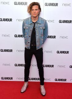 Dougie Poynter aux Glamour Women of the Year Awards 2016