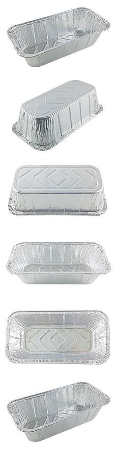 Handi-Foil 1/3 Third-Size Deep Aluminum Foil Steam Table Pan (Pack of 50)