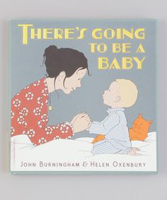 Take a look at this There's Going to be a Baby Hardcover by Random House on #zulily today!