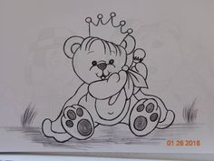 Easy Paintings, Hand Embroidery, Coloring Pages, Diy And Crafts, Patches, Snoopy, Drawings, Baby, Animals