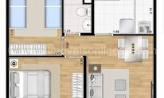 projeto arquitetonico minha casa minha vida - Pesquisa Google