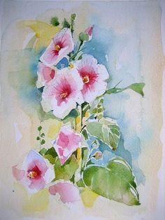 Шток роза