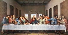 Leonardo da Vinci's famous painting of the Last Supper is recreated in this lovely, richly colored mounted print. Bring this classic art piece to your home or your church and share the beauty of da Vinci's art with everyone who enters. Printed in clear detail, this depiction of Jesus and the Apostles at the Last Supper will be a wonderful reminder of Christ's sacrifice and resurrection.
