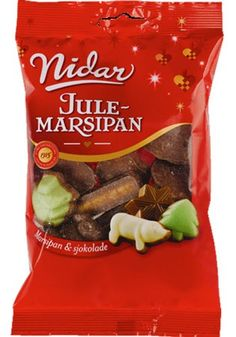 Christmas marzipan.  /  or Plain Tube in Cake Baking section (where flour / sugar etc is )