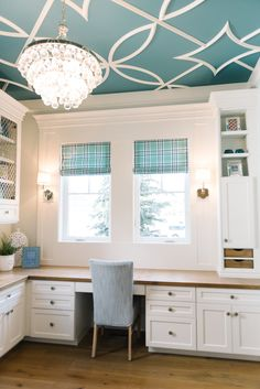 House Of Turquoise: Dream Home Tour   Day Five   OMG, The Ceiling Detail
