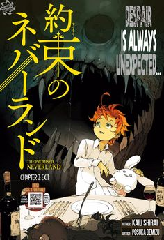 The Promised Neverland 002 - Exit