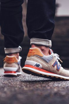 NB ML574 in bleached sand