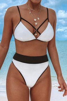 2020 Women Swimsuits Bikini Mustard Yellow Bathing Suit Casual Beach Wear For Ladies Small Bikini Stylish Bathing Suits Bikini Sets, Bikini Bandeau, Push Up Swimsuit, Haut Bikini, Bikini Swimwear, Monokini, Bikini Jaune, Bikini Rose, Bikini Floral