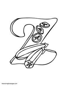 * Letter Z