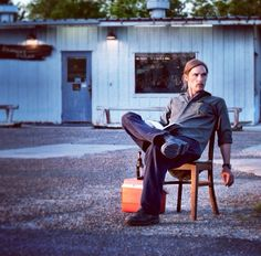 True Detective. Matthew McConaughey as Rust Cohle