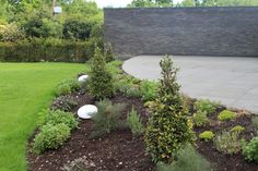 Paving and planting Planting, Golf Courses, Landscape, Projects, Log Projects, Plants, Scenery, Blue Prints, Corner Landscaping