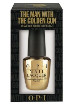 OPI   James Bond I need this.