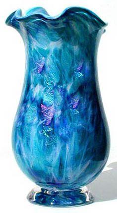 Art Glass Vases-Hand Blown Vases