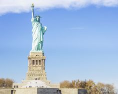 Visit #EllisIsland to see the Statue of Liberty #NYC #LadyLiberty
