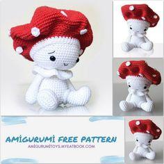 Crochet Bear, Crochet Dolls, Crochet Hats, Crochet Animal Patterns, Crochet Animals, Amigurumi Toys, Stuffed Toys Patterns, Sewing Hacks, Some Body