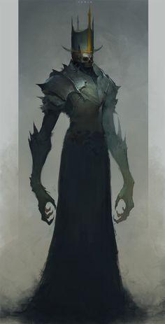 Lord Skeleton by Juniu21 on DeviantArt