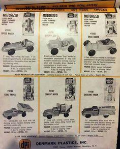 Denmark plastic Toys