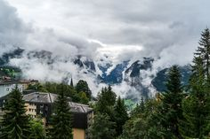 In The Clouds - clarsonx - My fourth day in Wengen was completely clouded in and rainy except for a couple of hours around mid-day when the clouds pulled out of the valley. -  http://ift.tt/2e04tSx IFtemppicpinned in Building blocksdownld in ios #October 13 2016 at 09:21PM#via IF