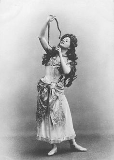 Vintage Circus | Snake Charmer