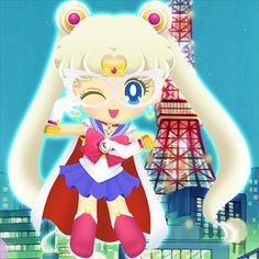 Sailor Moon Drops, Sailor Moon Stars, Sailor Moon Usagi, Sailor Moon Crystal, Chibi, Sailor Princess, Sailor Moon Wallpaper, Sailor Scouts, Shoujo