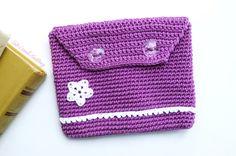 Crochet bag, crocheted bag, crochet Purse, crochet pouch, crocheted pouch, crocheted purse, handmade bag, handmade pouch, вязаная сумочка by CuteLambKnitting on Etsy