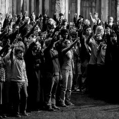 Today we all raise our wands.