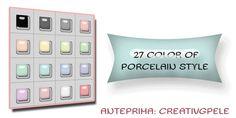PHOTOSHOP PORCELAIN STYLE: free