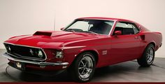 Ford Mustang boss 1969