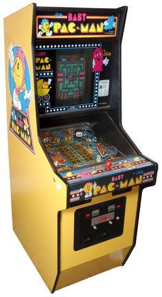 Baby Pac-Man Game