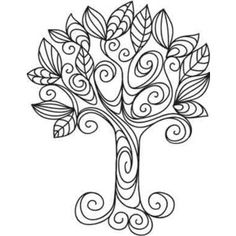 Embroidery Designs at Urban Threads - Nature Doodles (Design Pack)