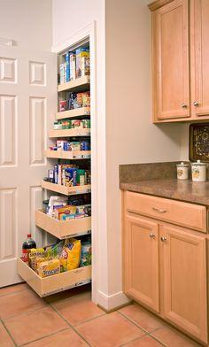 ShelfGenie Closet Pantry