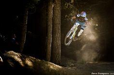 Brian Lopes, 2nd at Whistler Crankworx Air DH - Whistler Crankworx, Air DH - Mountain Biking Pictures - Vital MTB